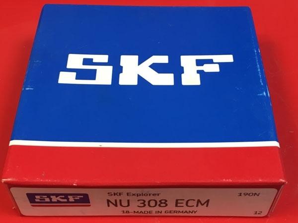 Подшипник NU308 ECM SKF аналог 32308 Л размеры 40х90х23