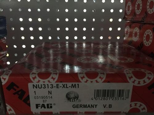 Подшипник NU313 E-XL-M1 FAG аналог 32313 Л размеры 65*140*33