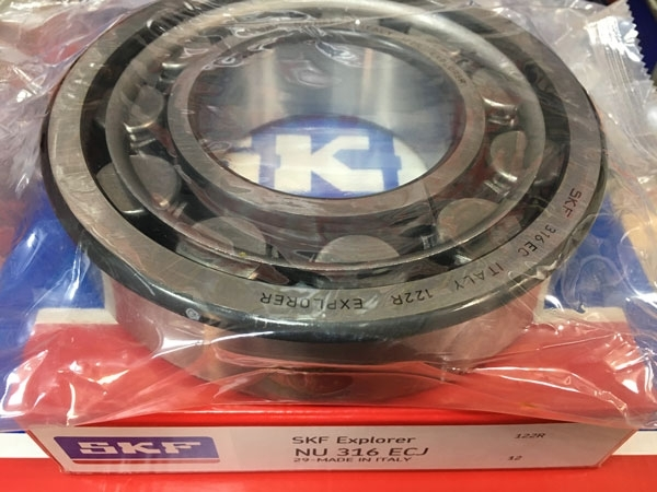 Подшипник NU316 ECJ SKF аналог 32316 размеры 80x170x39