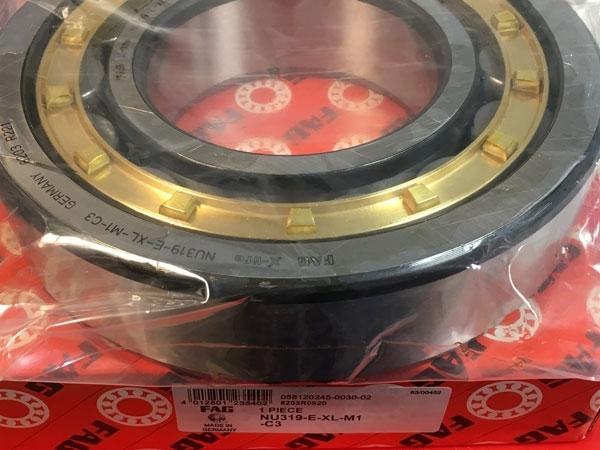 Подшипник NU319 E-XL-M1 С3 FAG аналог 32319 Л размеры 95x200x45