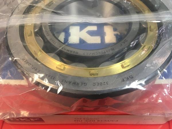 Подшипник NU320 ECM/C3 SKF аналог 32320 Л размеры 100x215x47