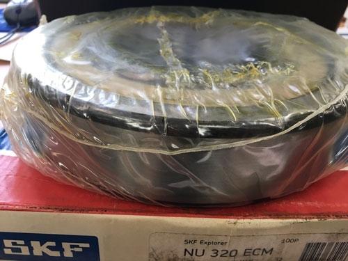 Подшипник NU320 ECM SKF аналог 32320 Л размеры 100*215*47