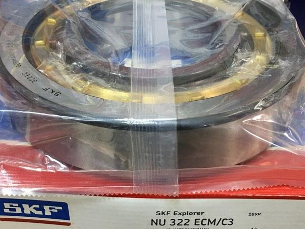 Подшипник NU322 ECM/C3 SKF аналог 32322 Л размеры 110x240x50