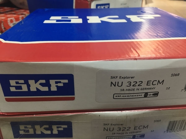 Подшипник NU322 ECM SKF аналог 32322 Л размеры 110х240х50