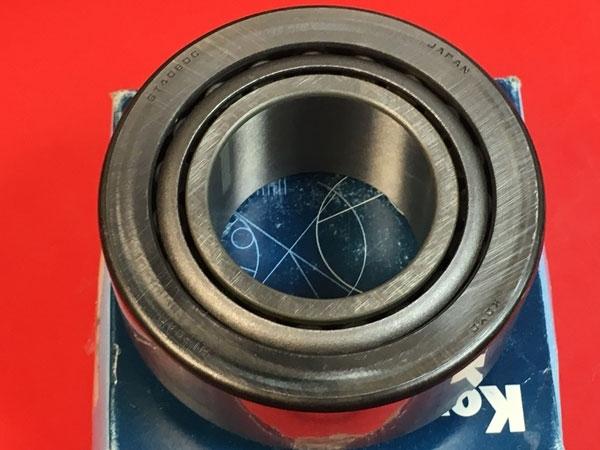 Подшипник HI-CAP ST4080C Koyo 1262 размеры 40*80*34