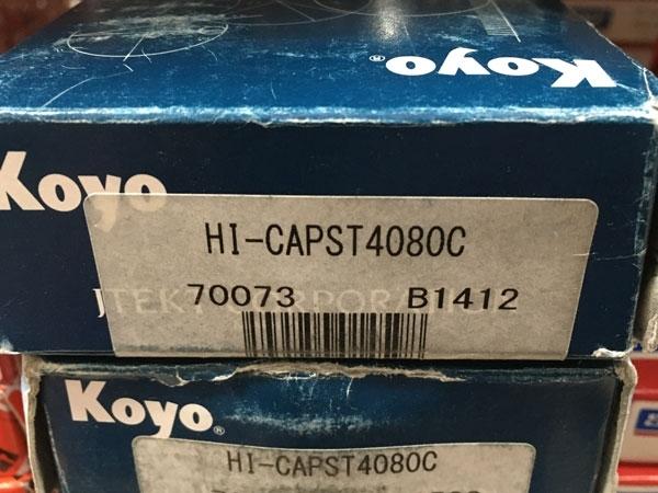 Подшипник HI-CAP ST4080C Koyo 1262 размеры 40х80х34