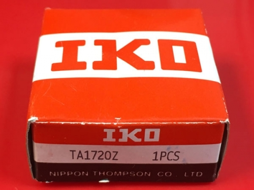 Подшипник TA1720Z IKO размеры 17*24*20