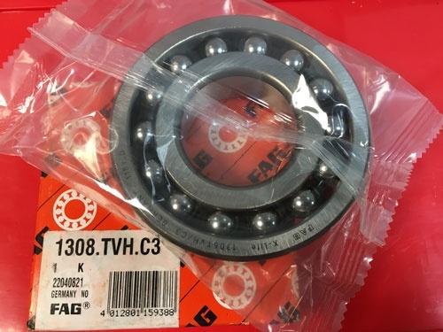 Подшипник 1308 TVH C3 FAG аналог 1308 размеры 40х90х23