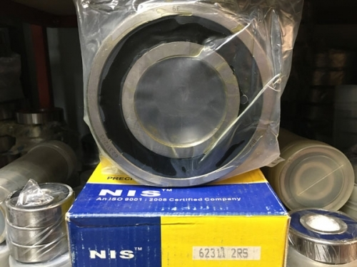 Подшипник 62311-2RS NIS аналог 180611 размеры 55х120х43