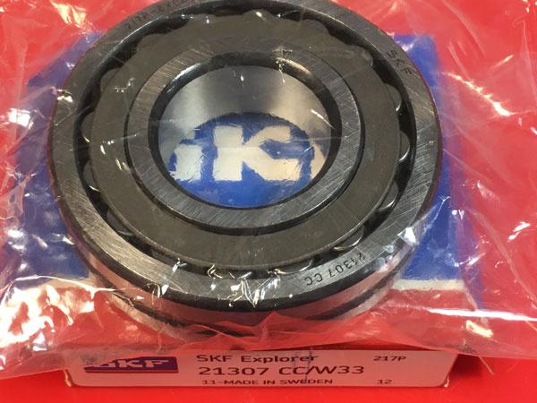 Подшипник 21307 CC/W33 SKF размеры 35x80x21