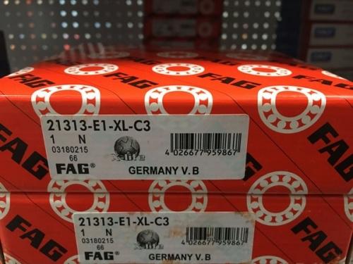 Подшипник 21313-E1-ХL-С3 FAG размеры 65х140х33