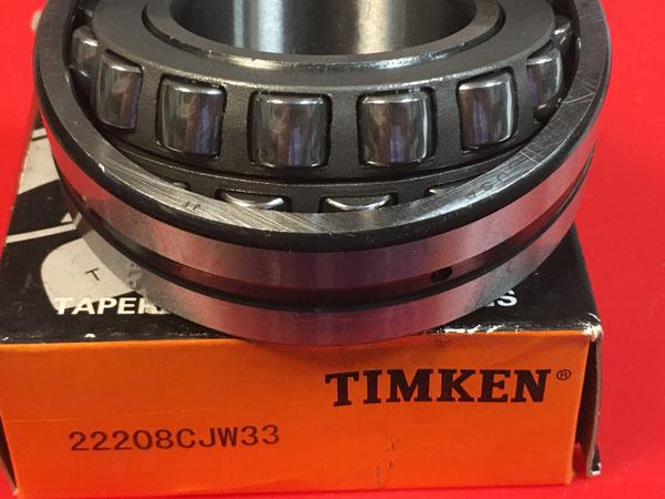 Подшипник 22208 CJW33 TIMKEN аналог 53508 Н размеры 40x80x23