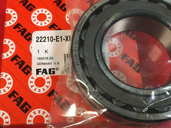 Подшипник 22210 Е1-XL FAG аналог 53510 Н размеры 50x90x23