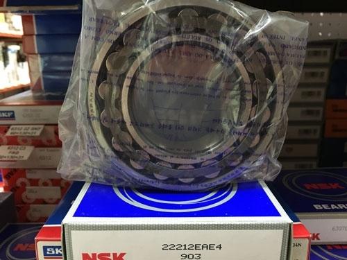 Подшипник 22212 ЕАЕ4 NSK аналог 53512 Н размеры 60*110*28