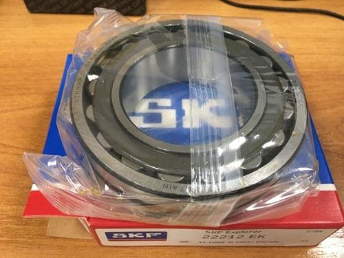 Подшипник 22212 ЕK SKF аналог 3512 размеры 60х110х28