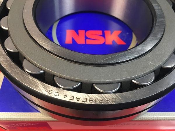 Подшипник 22218 EAE4 С3 NSK аналог 53518 Н размеры 90x160x40