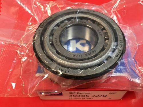 Подшипник 30305 J2/Q SKF аналог 7305 размеры 25x62x18,25