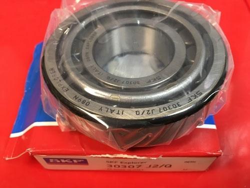 Подшипник 30307 J2Q SKF аналог 7307 размеры 35х80х22,75