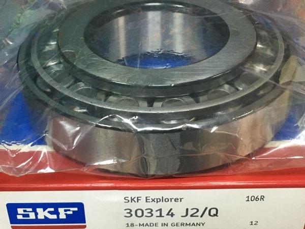 Подшипник 30314 J2/Q SKF аналог 7314 размеры 70х150х38