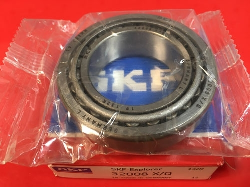 Подшипник 32008 X / Q SKF аналог 2007108 размеры 40х68х19