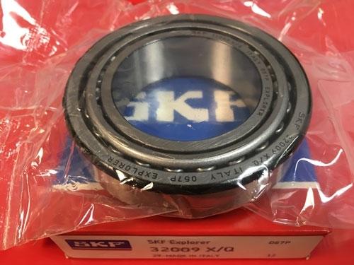 Подшипник 32009 X / Q SKF аналог 2007109 размеры 45х75х20