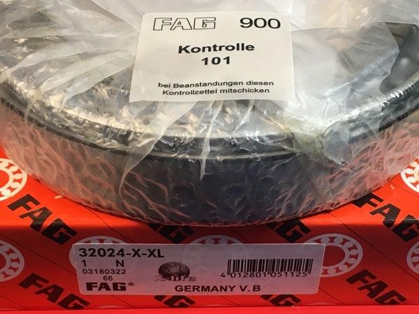 Подшипник 32024 X-XL FAG аналог 2007124 размеры 120*180*38