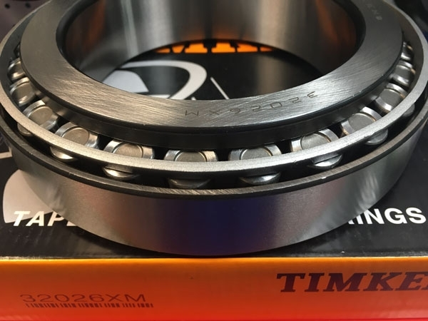 Подшипник 32026 XM TIMKEN аналог 2007126 размеры 130x200x45