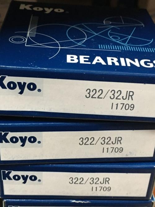 Подшипник 322/32JR Koyo размеры 32x65x22,25 Березники