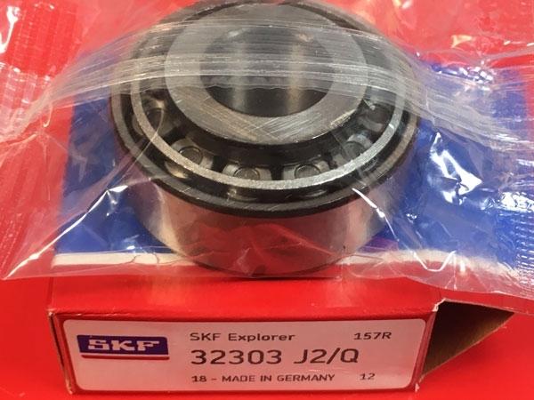 Подшипник 32303 J2/Q SKF аналог 7603 размеры 17х47х20,25