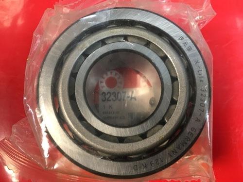 Подшипник 32307 A FAG аналог 7607 размеры 35x80x32,75