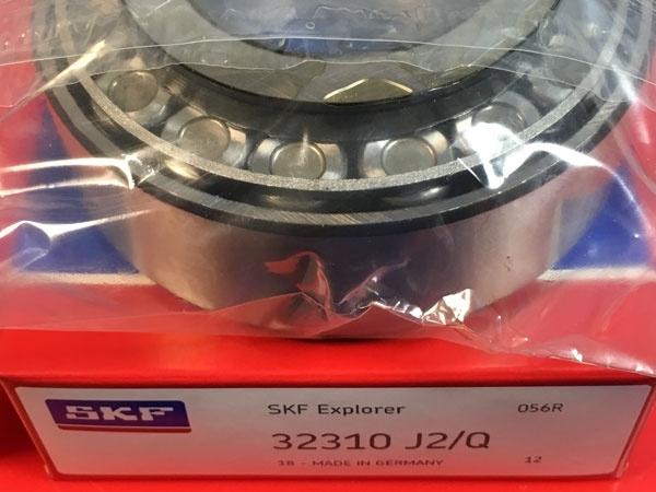 Подшипник 32310 J2/Q SKF аналог 7610 размеры 50*110*42,25