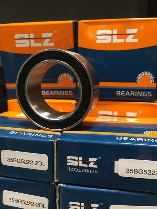 Подшипник 35BG5222-2DL SLZ компрессора кондиционера размеры 35х52х22