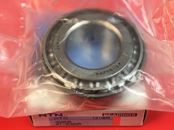 Подшипник 30205 (4T-30205) NTN аналог 7205 размеры 25x52x16,25