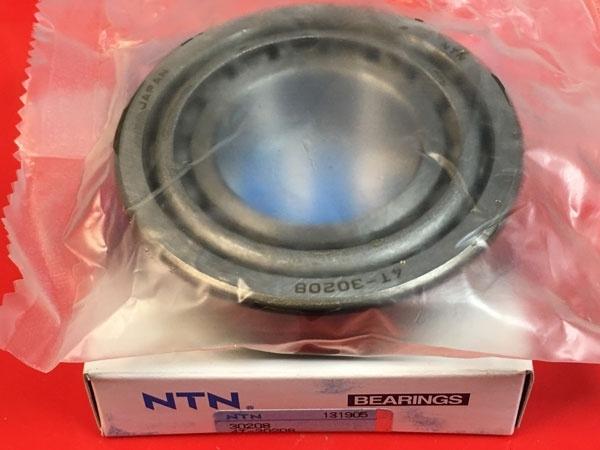 Подшипник 30208 (4T-30208 NTN) аналог 7208 размеры 40x80x19,75