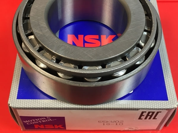 Подшипник 55KW02 NSK размеры 55x105x36