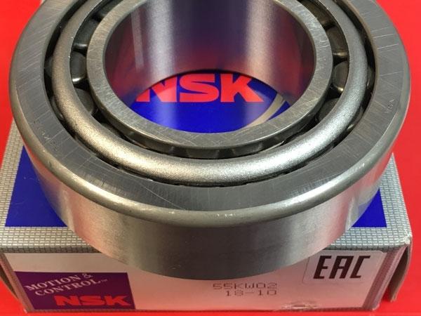 Подшипник 55KW02 NSK размеры 55*105*36