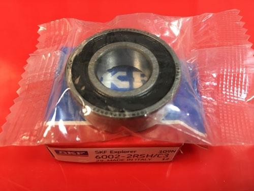 Подшипник 6002-2RS H C3 SKF аналог 180102 размеры 15х32х9