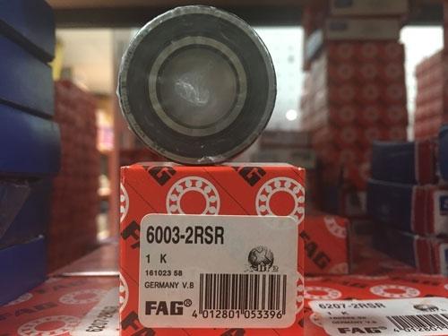 Подшипник 6003-2RS R FAG аналог 180103 размеры 17*35*10