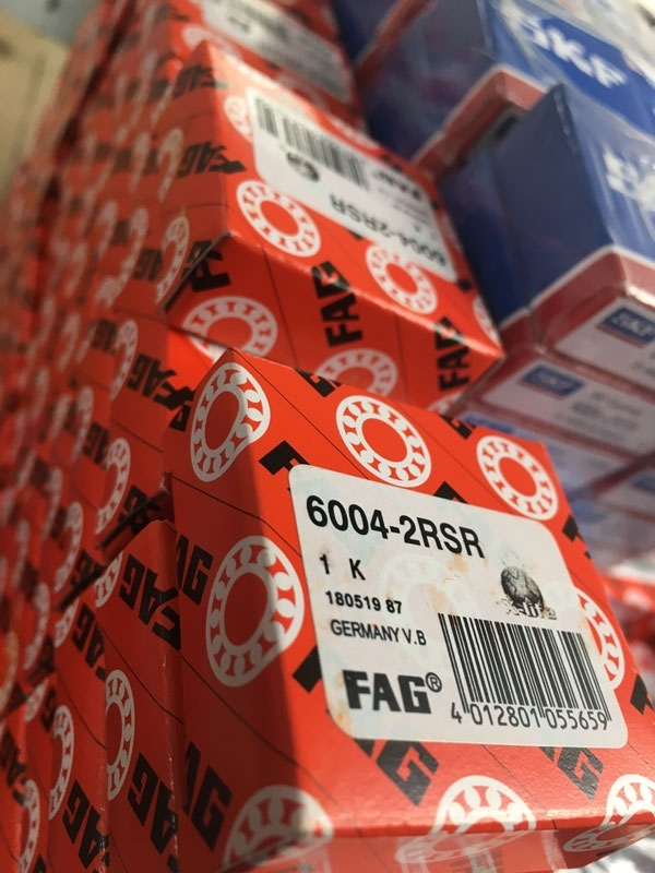 Подшипник 6004-2RS R FAG аналог 180104 размеры 20х42х12