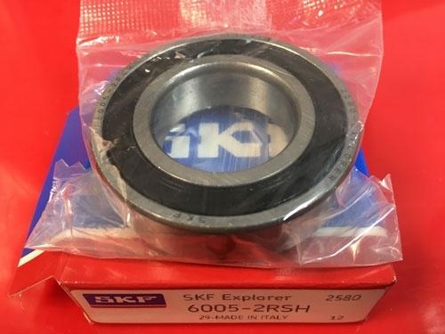Подшипник 6005-2RS H SKF аналог 180105 размеры 25*47*12