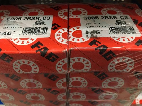 Подшипник 6005-2RS R C3 FAG аналог 180105 размеры 25х47х12
