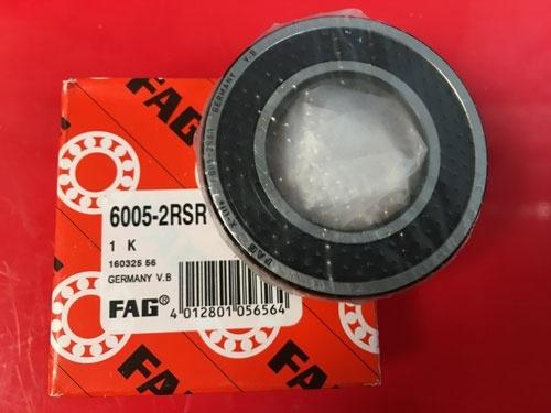 Подшипник 6005-2RS R FAG аналог 180105 размеры 25x47x12