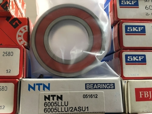 Подшипник 6005 LLU NTN аналог 180105 размеры 25х47х12