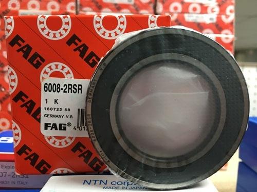 Подшипник 6008-2RS R FAG аналог 180108 размеры 40х68х15
