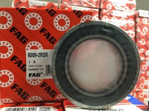 Подшипник 6009-2RS R FAG аналог 180109 размеры 45х75х16