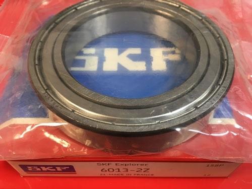 Подшипник 6013-2Z SKF аналог 80113 размеры 65x100x18