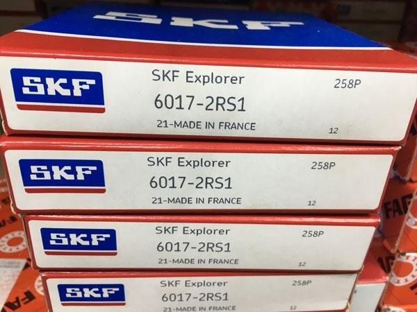 Подшипник 6017-2RS1 SKF аналог 180117 размеры 85*130*22