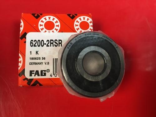 Подшипник 6200-2RS R FAG аналог 180200 размеры 10x30x9