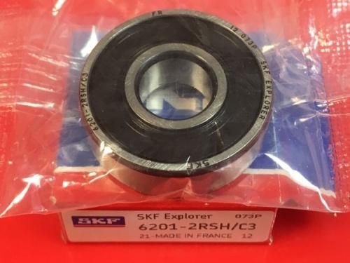 Подшипник 6201-2RS H C3 SKF аналог 180201 размеры 12x32x10