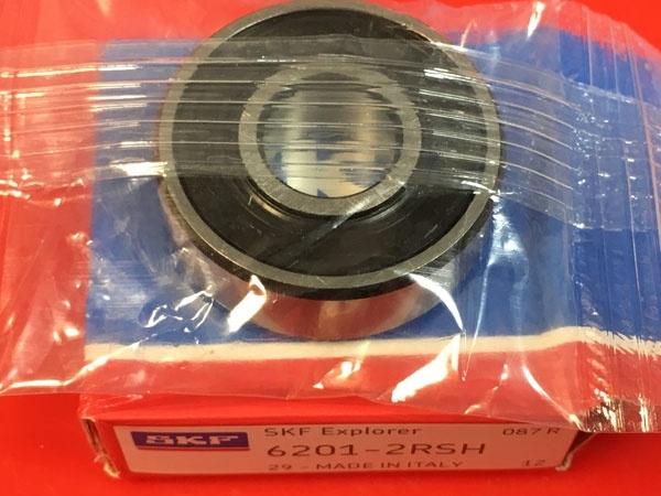 Подшипник 6201-2RS H SKF аналог 180201 размеры 12*32*10